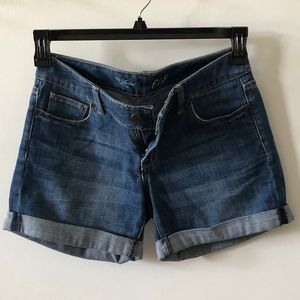 The Limited Denim Jean Shorts